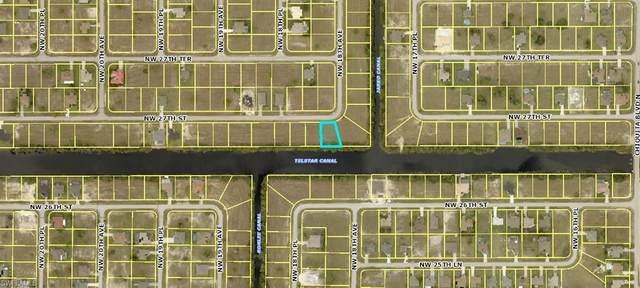 1810 NW 27th Street, Cape Coral, FL 33993 (MLS #221073687) :: Dalton Wade Real Estate Group