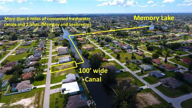 3506 SW 11th Place, Cape Coral, FL 33914 (MLS #221073693) :: Sun and Sand Team