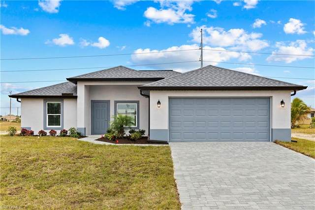 3823 NW 45th Lane, Cape Coral, FL 33993 (MLS #221073702) :: MVP Realty and Associates LLC