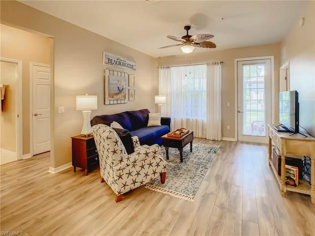 11751 Pasetto Lane #109, Fort Myers, FL 33908 (MLS #221073766) :: Clausen Properties, Inc.