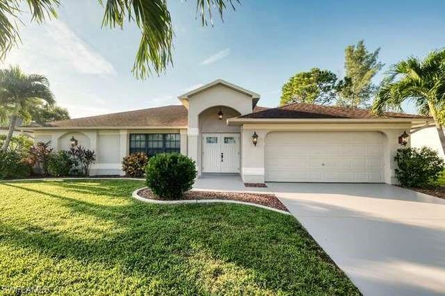 2716 Miracle Parkway, Cape Coral, FL 33914 (MLS #221073898) :: RE/MAX Realty Team