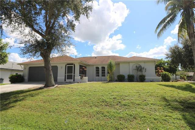 1108 SW 22nd Terrace, Cape Coral, FL 33991 (MLS #221073916) :: Realty Group Of Southwest Florida