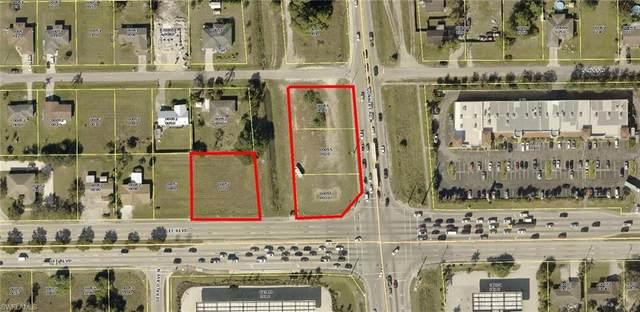 405-407-409 & 4406 Gunnery & Lee Blvd Road N, Lehigh Acres, FL 33971 (MLS #221074010) :: Waterfront Realty Group, INC.