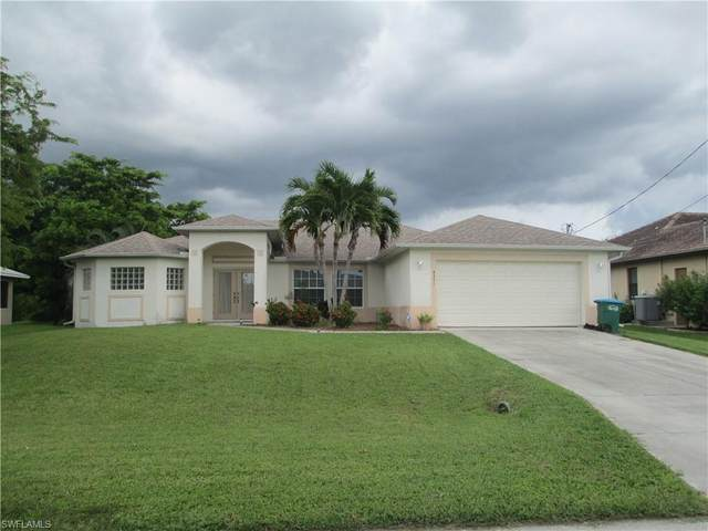 4351 SW 19th Place, Cape Coral, FL 33914 (MLS #221074023) :: Waterfront Realty Group, INC.