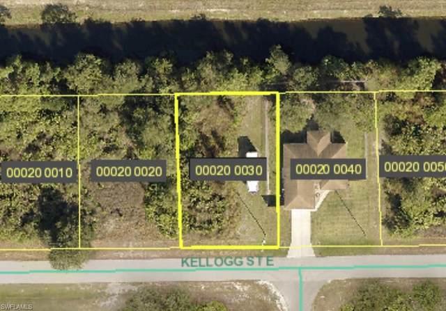 1023 Kellogg Street E, Lehigh Acres, FL 33974 (MLS #221074052) :: Medway Realty