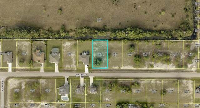 2833 NW 27th Street, Cape Coral, FL 33993 (MLS #221074068) :: Waterfront Realty Group, INC.