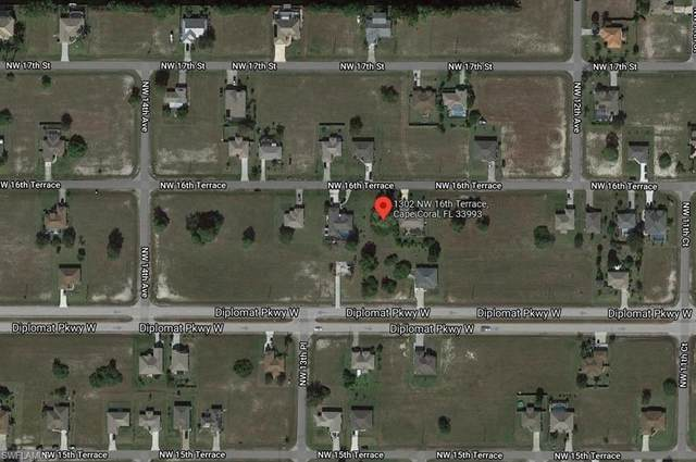 3302 NW 16th Terrace, Cape Coral, FL 33993 (MLS #221074085) :: Medway Realty
