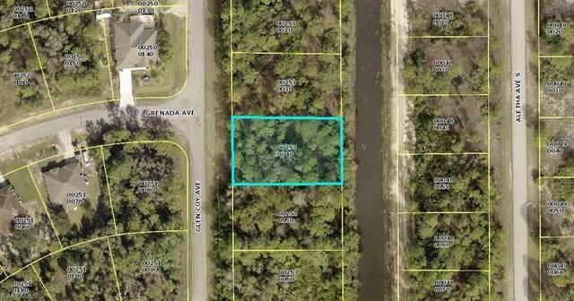 807 Glencoe Street E, Lehigh Acres, FL 33974 (MLS #221074177) :: The Premier Group