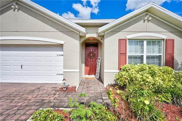 2607 Manzilla Lane, Cape Coral, FL 33909 (#221074294) :: Jason Schiering, PA