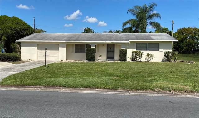 1456 Alwynne Drive N, Lehigh Acres, FL 33936 (MLS #221074311) :: Medway Realty