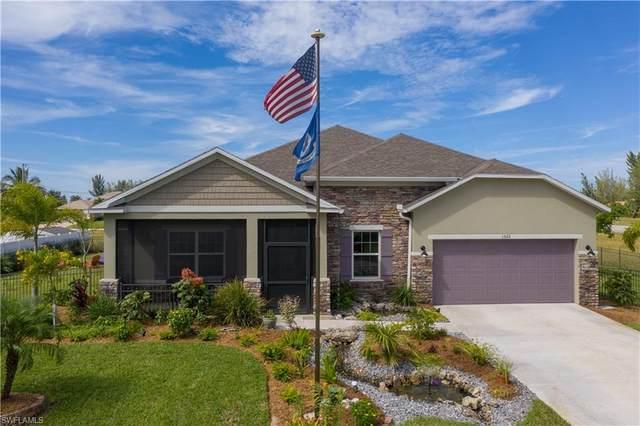 1522 NW 38th Avenue, Cape Coral, FL 33993 (MLS #221074332) :: #1 Real Estate Services