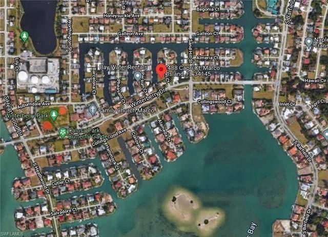 488 Capri Court, Marco Island, FL 34145 (#221074353) :: The Michelle Thomas Team