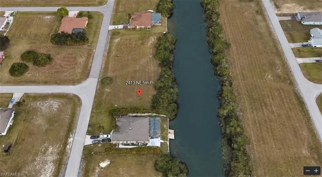 2413 NE 5th Place, Cape Coral, FL 33909 (MLS #221074393) :: Clausen Properties, Inc.