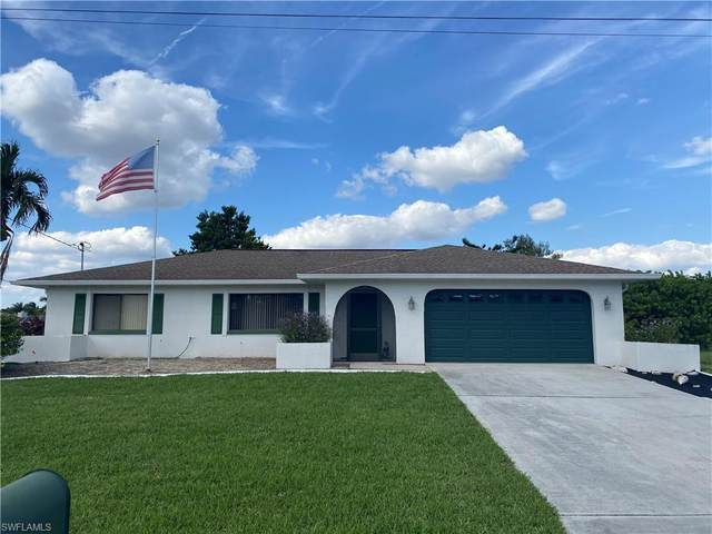 2609 SW 37th Street, Cape Coral, FL 33914 (MLS #221074406) :: Medway Realty