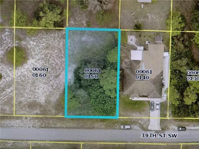 3808 39th Street SW, Lehigh Acres, FL 33976 (MLS #221074410) :: Medway Realty
