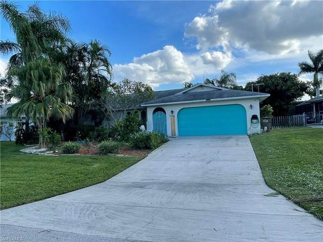 1306 SE 35th Terrace, Cape Coral, FL 33904 (MLS #221074416) :: Wentworth Realty Group
