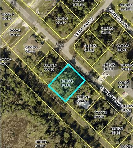 5025/5027 28th Street SW, Lehigh Acres, FL 33973 (MLS #221074421) :: Medway Realty