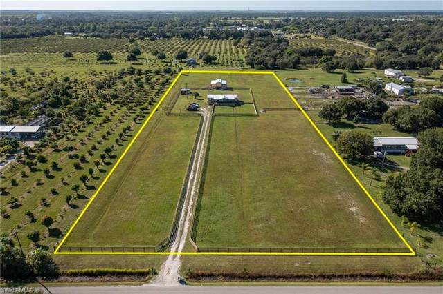 3755 N River Road, FORT DENAUD, FL 33935 (MLS #221074453) :: Medway Realty