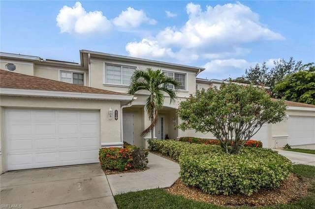 13160 Broadhurst Loop #103, Fort Myers, FL 33919 (MLS #221074485) :: RE/MAX Realty Team