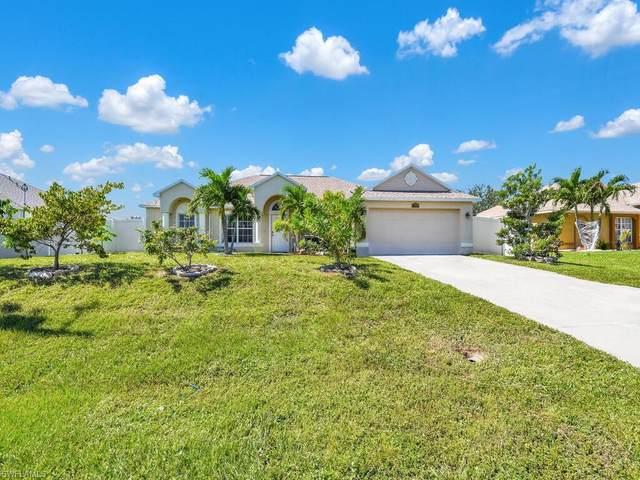 3326 SW 8th Place, Cape Coral, FL 33914 (#221074494) :: Jason Schiering, PA