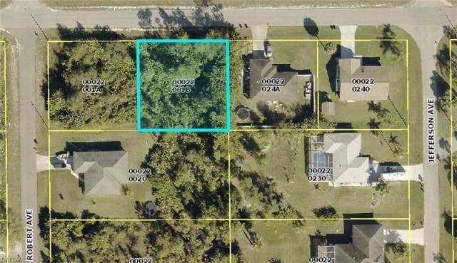 2502 E 10th Street, Lehigh Acres, FL 33936 (MLS #221074676) :: Medway Realty