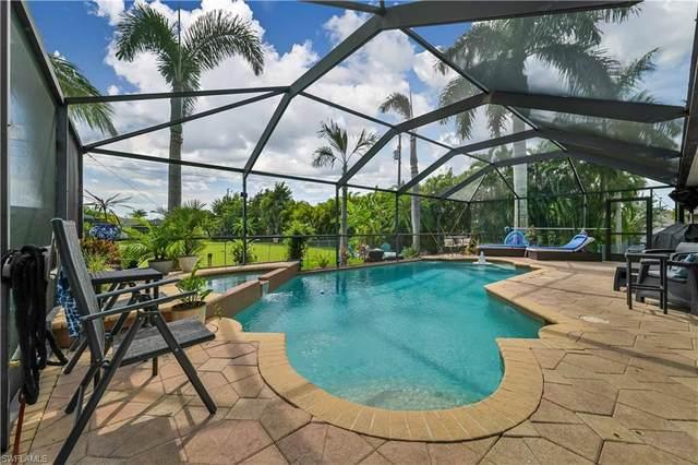 2008 SW 37th Terrace, Cape Coral, FL 33914 (MLS #221074692) :: #1 Real Estate Services