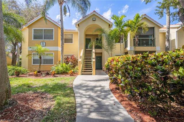 12540 Equestrian Circle #504, Fort Myers, FL 33907 (MLS #221074777) :: Florida Homestar Team