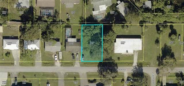 293 Byron Avenue, North Fort Myers, FL 33917 (#221074874) :: Jason Schiering, PA