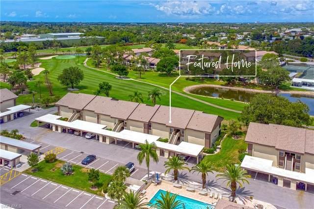 5710 Trailwinds Drive #525, Fort Myers, FL 33907 (MLS #221074992) :: Clausen Properties, Inc.