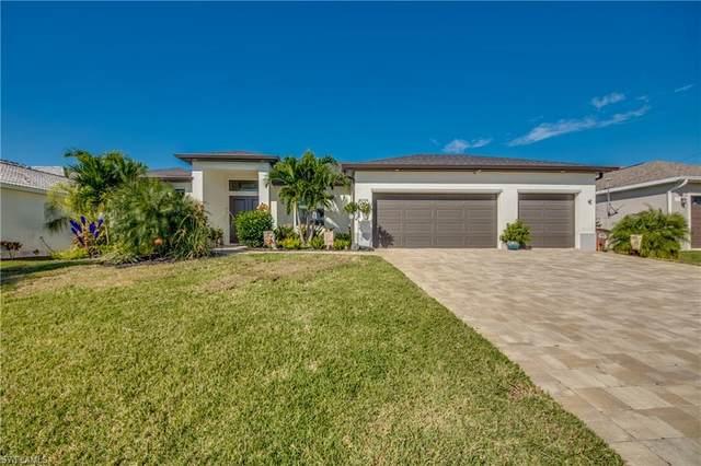 4206 SW 25th Court, Cape Coral, FL 33914 (MLS #221075011) :: Clausen Properties, Inc.