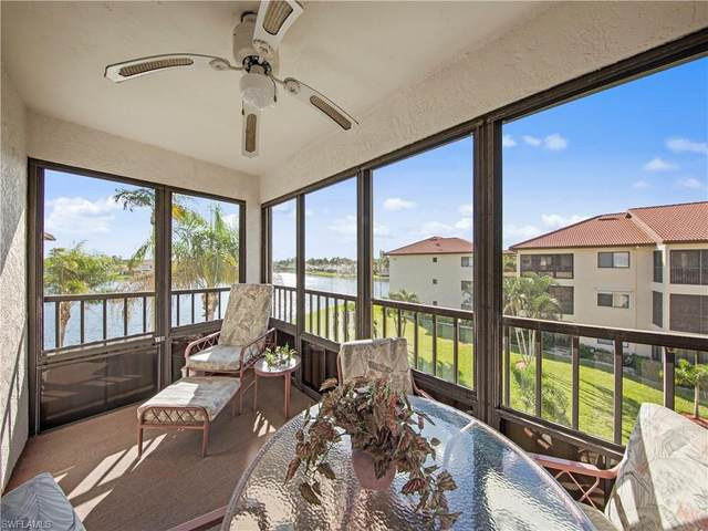 11140 Caravel Circle #308, Fort Myers, FL 33908 (MLS #221075012) :: Realty One Group Connections