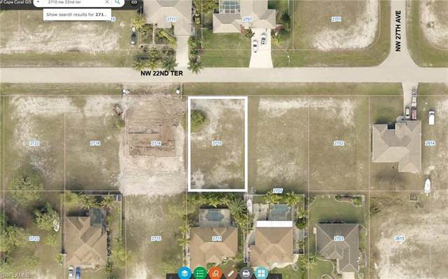 2710 NW 22nd Terrace, Cape Coral, FL 33993 (#221075312) :: MVP Realty