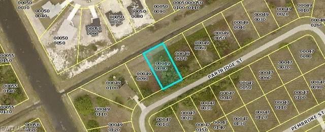 207 Partridge Street, Lehigh Acres, FL 33974 (#221075350) :: MVP Realty
