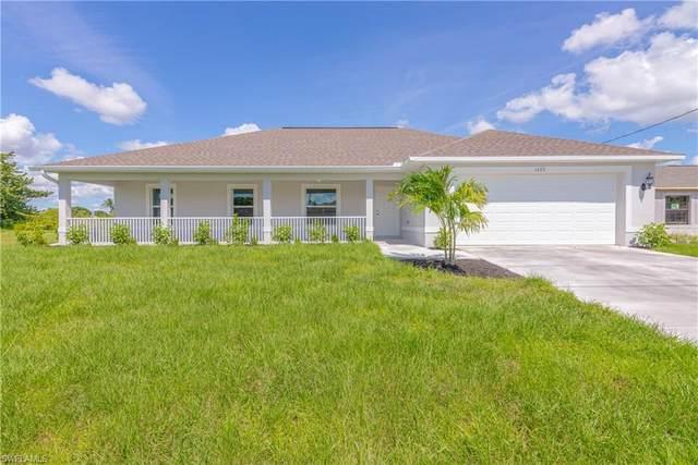 213 SW 13th Court, Cape Coral, FL 33991 (#221075407) :: Jason Schiering, PA