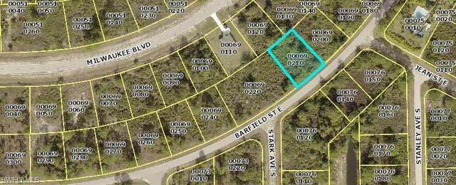 1129 Barfield Street E, Lehigh Acres, FL 33974 (MLS #221075428) :: Waterfront Realty Group, INC.