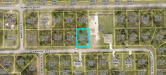 1135 Ramose Street E, Lehigh Acres, FL 33974 (MLS #221075436) :: The Naples Beach And Homes Team/MVP Realty