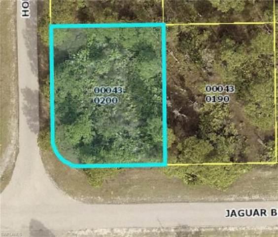 1009 Jaguar Boulevard, Lehigh Acres, FL 33974 (MLS #221075440) :: The Naples Beach And Homes Team/MVP Realty