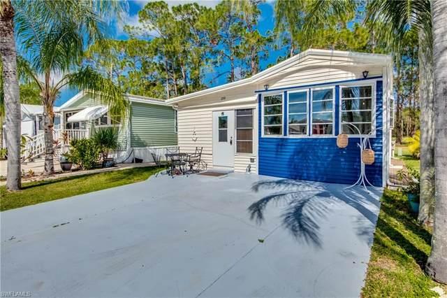 250 Caravan Circle, North Fort Myers, FL 33903 (MLS #221075608) :: Domain Realty