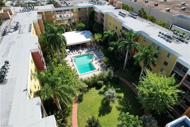 2366 E Mall Drive #215, Fort Myers, FL 33901 (#221075615) :: Southwest Florida R.E. Group Inc