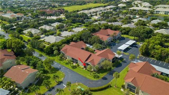 9652 Windsor Gardens Lane #103, Fort Myers, FL 33919 (MLS #221075688) :: Domain Realty