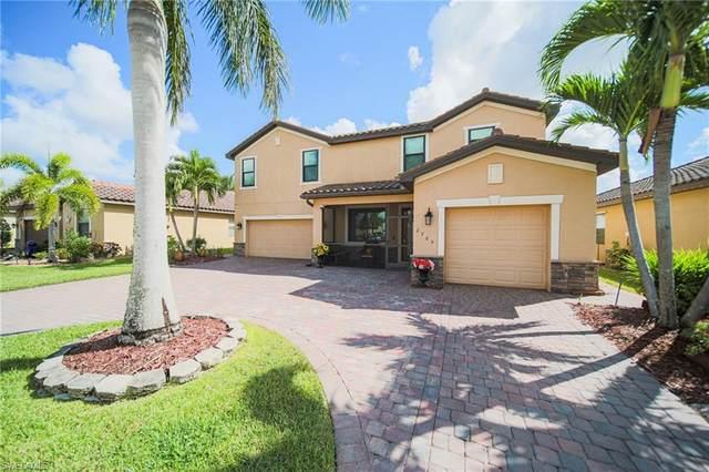 2765 Via Piazza Loop, Fort Myers, FL 33905 (#221075719) :: Jason Schiering, PA