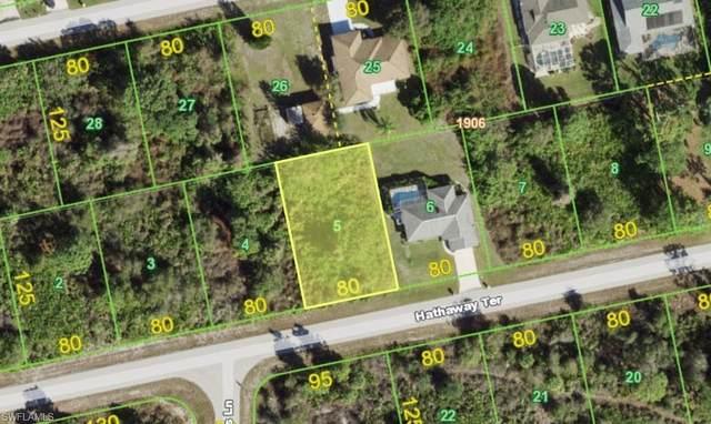 12340 Hathaway Terrace, Port Charlotte, FL 33981 (#221075809) :: Jason Schiering, PA