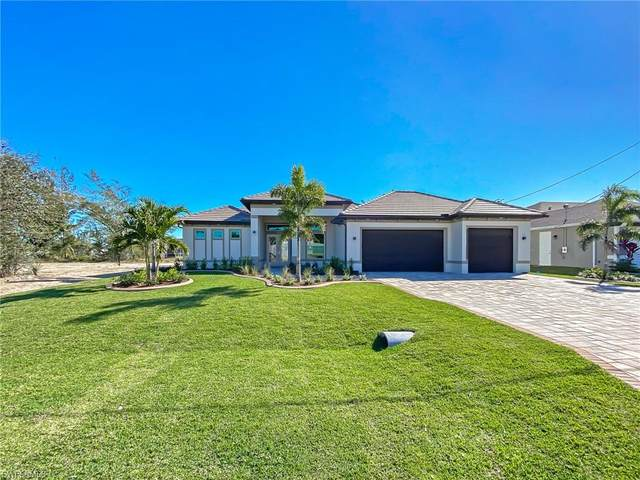 2825 SW 31st Lane, Cape Coral, FL 33914 (#221075982) :: MVP Realty