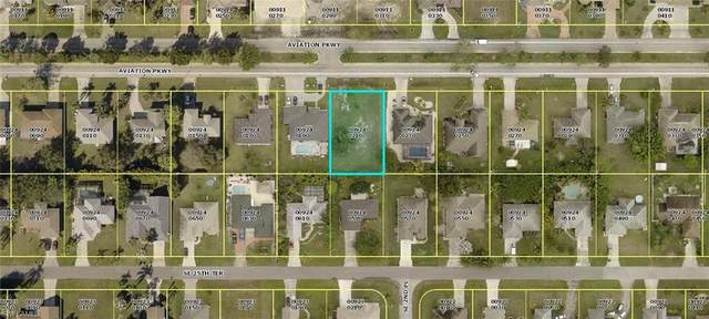156 Aviation Parkway, Cape Coral, FL 33904 (#221076092) :: MVP Realty