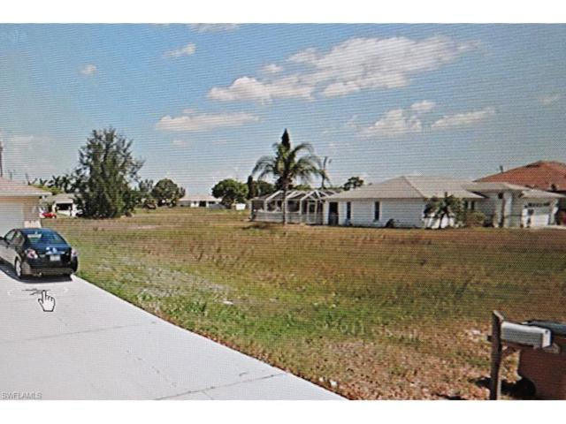 1323 SW 6th Pl, Cape Coral, FL 33991 (#215043637) :: Homes and Land Brokers, Inc