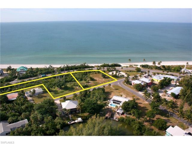 6505 Pine Ave, Sanibel, FL 33957 (MLS #215071427) :: The New Home Spot, Inc.