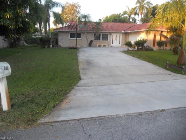 832 Entrada Dr N, Fort Myers, FL 33919 (MLS #216028589) :: The New Home Spot, Inc.