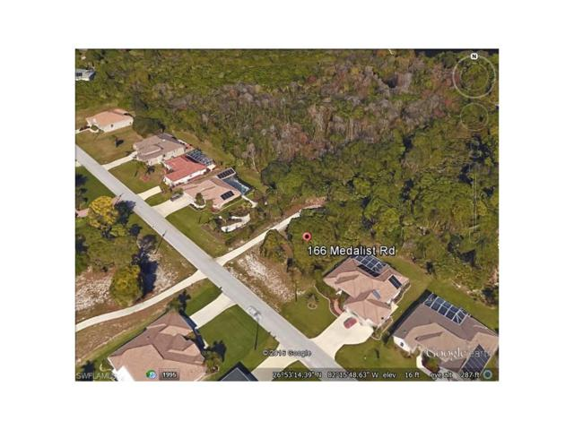 166 Medalist Rd, Rotonda West, FL 33947 (#216042830) :: Homes and Land Brokers, Inc