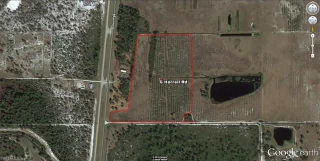 6 Harrell Rd Rd, Venus, FL 33960 (MLS #216047789) :: RE/MAX Realty Group