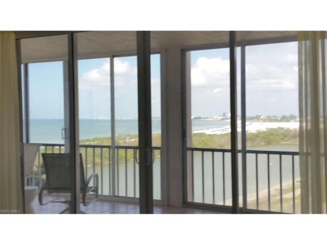 7146 Estero Blvd #611, Fort Myers Beach, FL 33931 (#216060060) :: Homes and Land Brokers, Inc